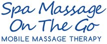 Spa Massage On the Go Logo